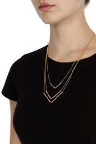 Coast Hera v multi necklace