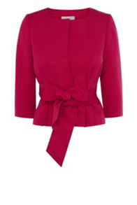 Coast Vergara bow jacket