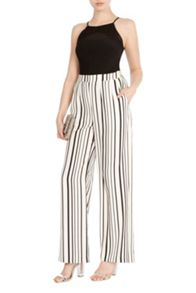 Coast Havana Stripe Trousers