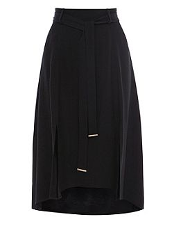 Francisco Belted Skirt