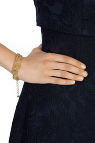 Coast Carmela plaited bracelet