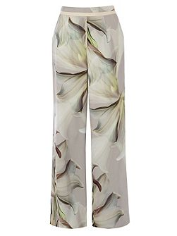 Secily Printed Trousers