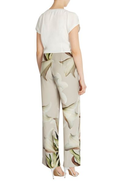 Coast Secily Printed Trousers
