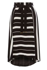 Coast Cattrel Stripe Skirt