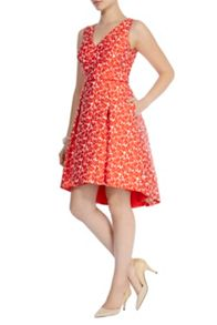 Coast Jariney jacquard dress