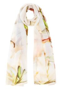 Coast Seville Lily Printed Scarf