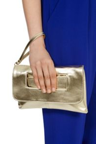 Coast Hayley Mini Metallic Bag