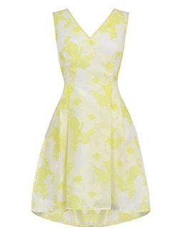 Pippa-may jacquard dress