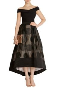 Coast Rhian Spot Skirt