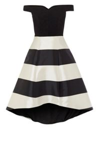 Coast Katey stripe dress