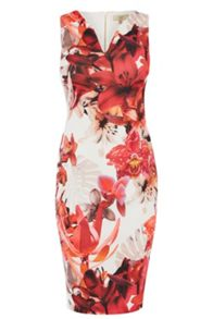 Coast Salvador print felicia dress