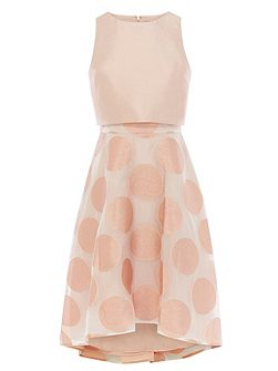 Pernilla Spot Dress