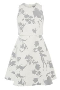 Coast Lilou floral dress