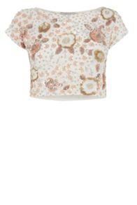 Coast Adaria Embellished Top