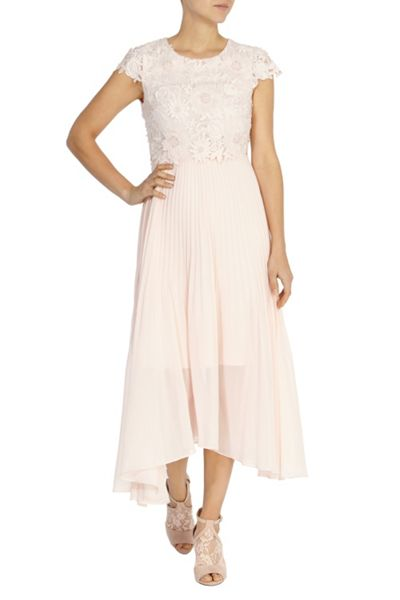 Coast Darianna Embroidered Dress