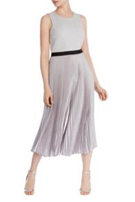 Coast Jenna Pleated Culotte Jumpsuit