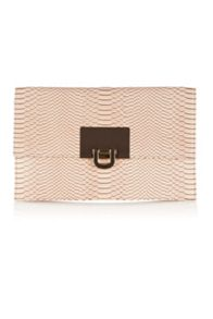 Coast Filippa Snake Skin Clutch Bag