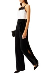 Coast Morgan Side Split Trousers