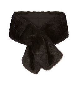 Marina Fur Tail Stole