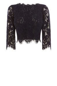 Coast Sardinia Lace Top