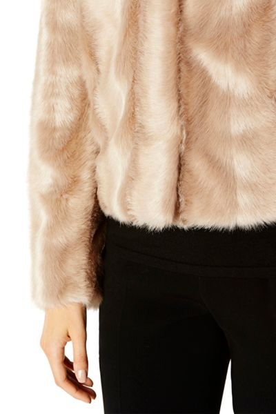 Coast Chelsea Faux Fur Coat