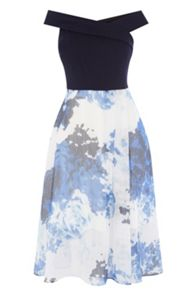 Coast Cairo Print Lordelay Dress