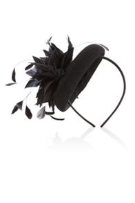 Coast Bay Felt Fascinator