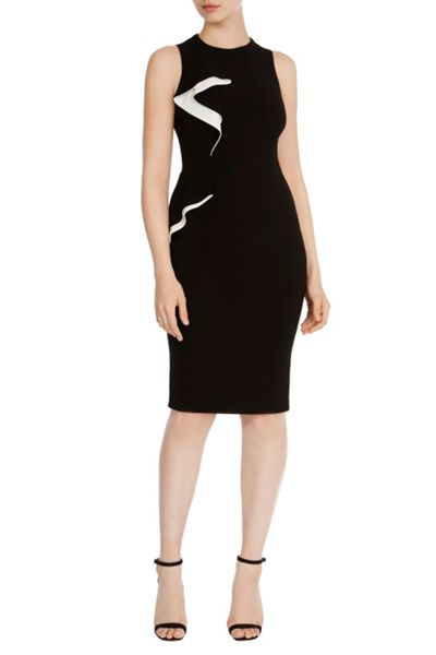 Coast Karen Crepe Dress Petite