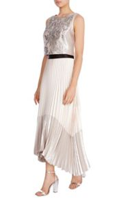 Coast Amathyist Pleated Skirt