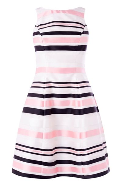 Coast Farah Stripe Millana Dress