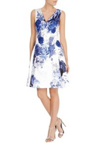 Coast Alba Print Kate-Mae Dress