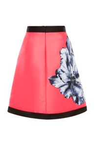 Coast Athens Oversized Floral Skirt