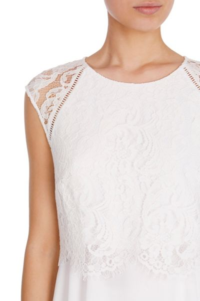 Coast Matilda Lace Top