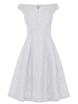 Kimberley Jacquard Dress