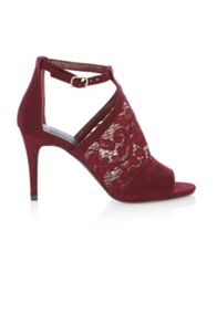 Coast Esmae Lace Cage Shoe