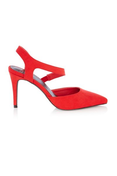 Coast Elena Twist Pointed Court Shoe