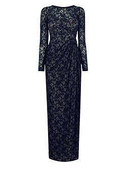 All Over Lace Reeva Maxi Dress