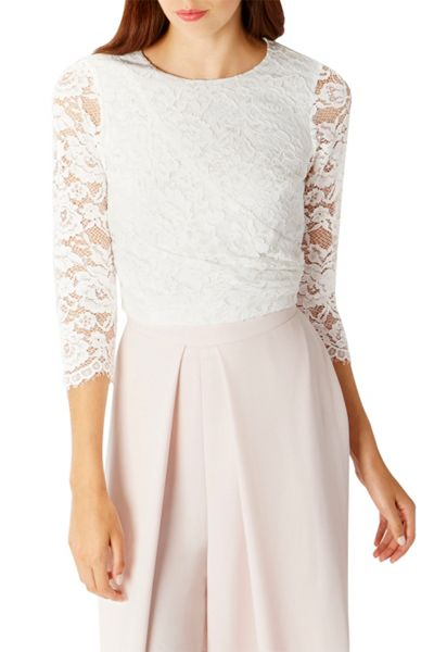 Coast Essulay Lace Top