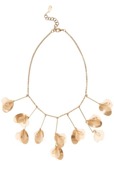 Coast Lolita Petal Necklace