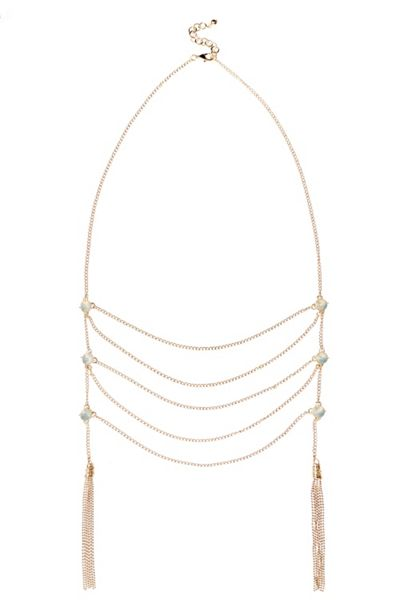 Coast Grace Multi-Chain Necklace