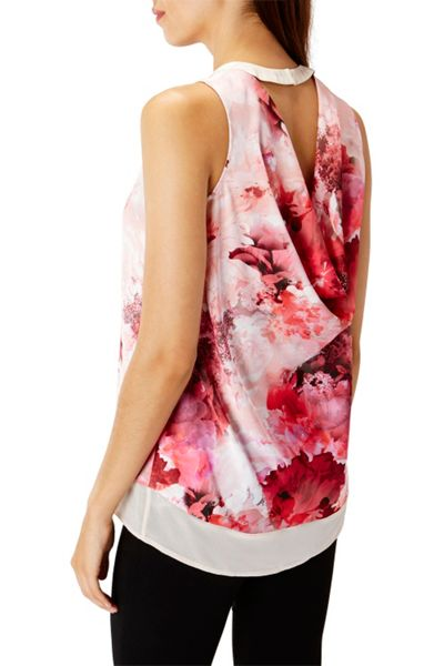 Coast Printed Etiana Top