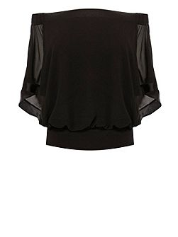 Irkime Bardot Top