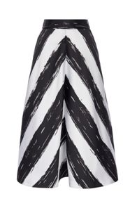 Coast Jola Chevron Stripe Skirt