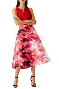 Coast Rouge Print Skirt