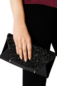 Coast Lily Sparkle Clutch Bag