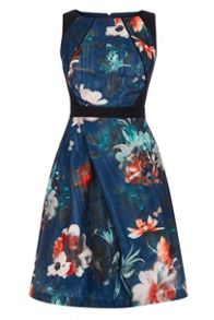 Coast Mildura Print Tabby Dress