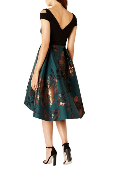 Coast Anya Jacquard Dress