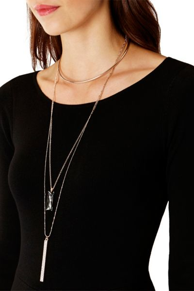 Coast Mae Pendant Necklace