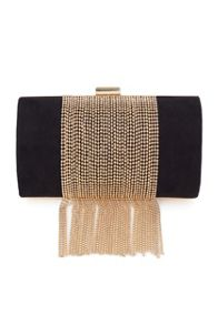 Coast Rue Fringe Tassel Bag