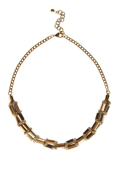 Coast Lucia Block Bar Necklace
